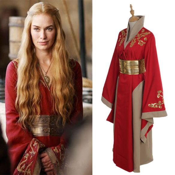Linglong-High-Quality-Tailored-Any-Size-Queen-font-b-Cersei-b-font-font-b-Lannister-b